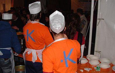 Volontari Kuminda in azione!